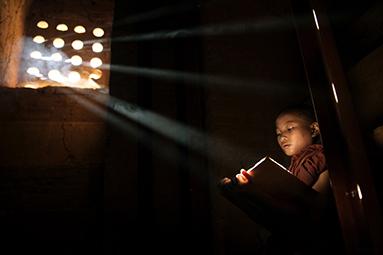 young monk light mini