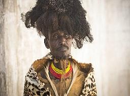 Tribeman Ethiopia