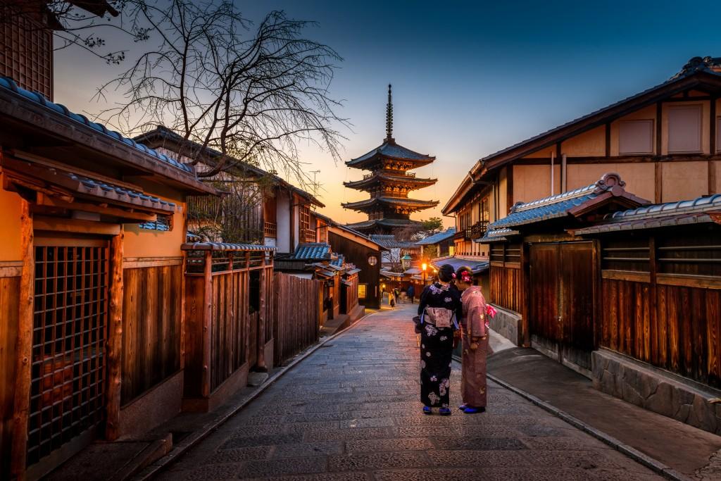 templi kyoto geisha